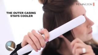 Remington S7412 Air Plates Hair Straightener