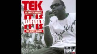 Tek ( of smif-n-wessun ) - Image on my mind