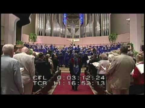 Joyful Joyful We Adore Thee (organ & brass) arr. Samuel Metzger