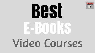 Best E Books and Video Courses for Competitive Exams | Must Watch
