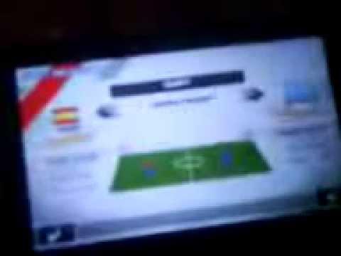 REAL FOOTBALL 2012 samsung wave 533