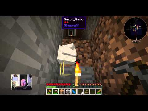 Noob vs. Pro - A Minecraft Experiment in Patience Pt. 1