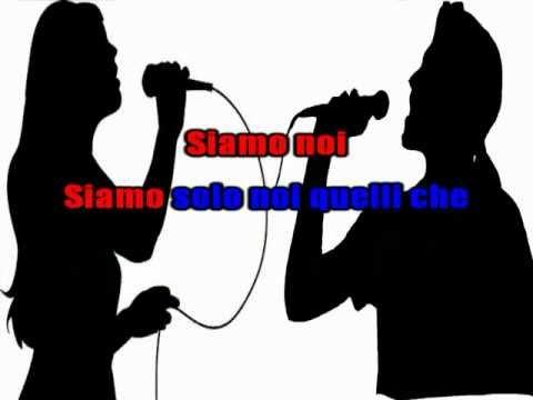 Eiffel 65 - Quelli che non hanno età karaoke