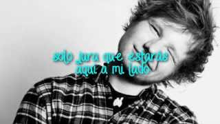 Be My Forever - Christina Perri Ft. Ed Sheeran (Letra En Español)