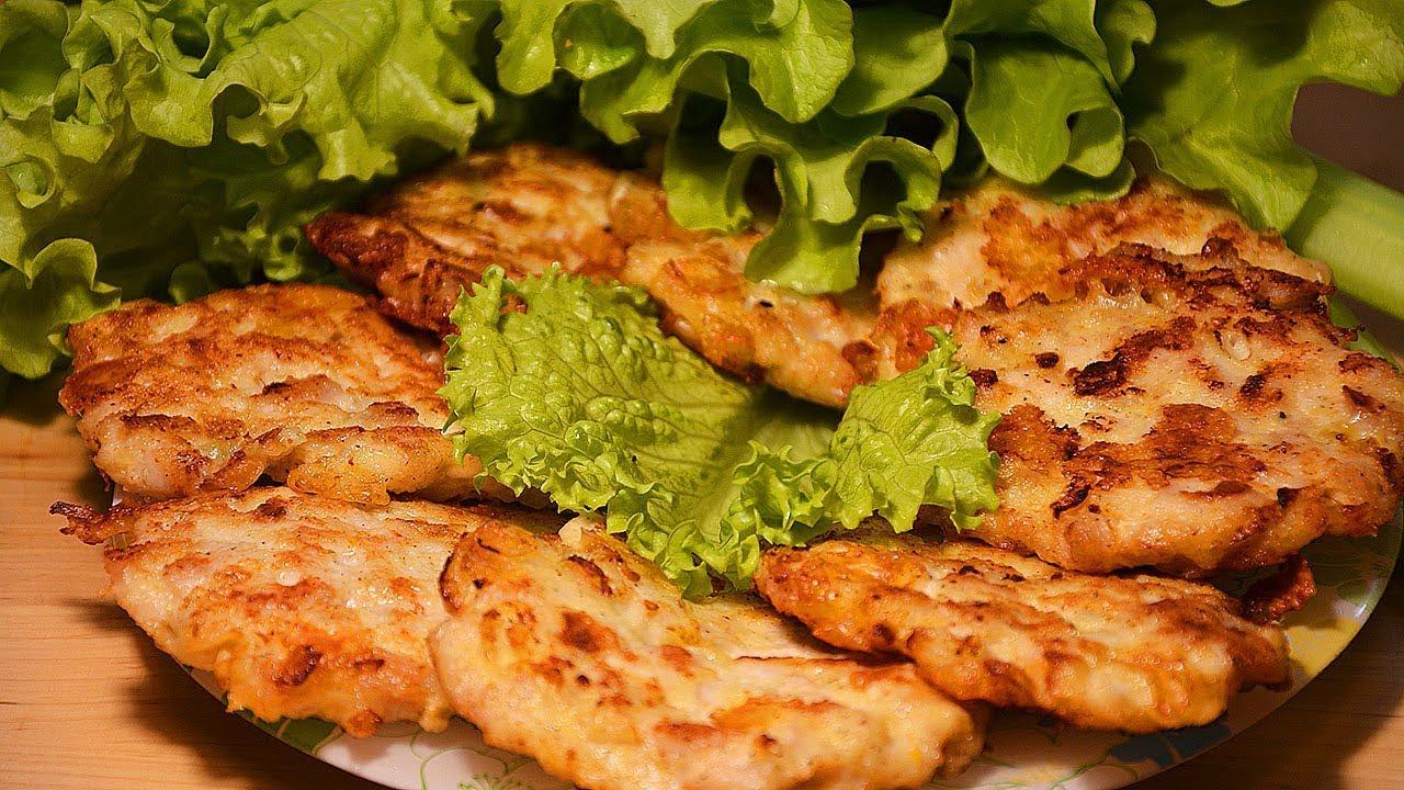 Куриное филе быстро и вкусно видео рецепт