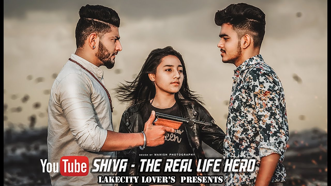SHIVA - The Real Life Hero || Lakecity Lover's