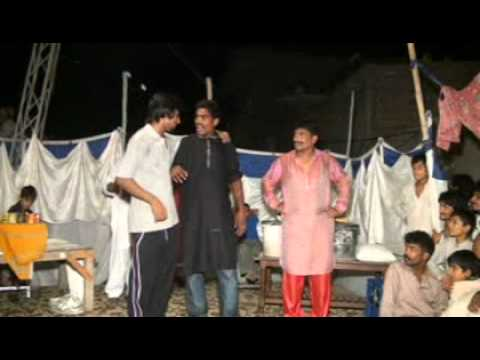 Stage Drama At Maye Di Jhuggi Faisalabad     03027093559 Part 3