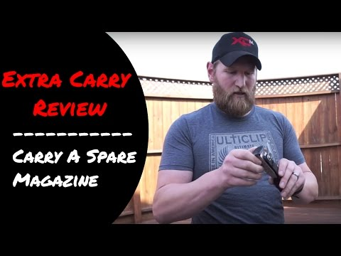 Carry A Spare Magazine: Extra Carry Review| Geauga Firearms Academy
