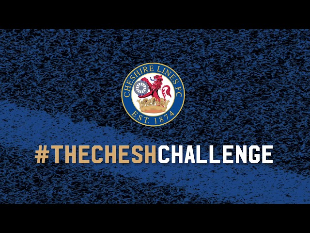 The Chesh Challenge: Sam Dickson