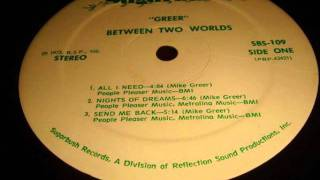 Greer - Send Me Back (1971)