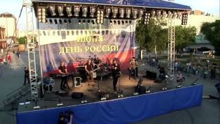 Группа Предел Контроля - Ты только дыши (Live video)