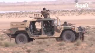 واشنطن تعزز قدرات تونس العسكرية على مكافحة الإرهاب