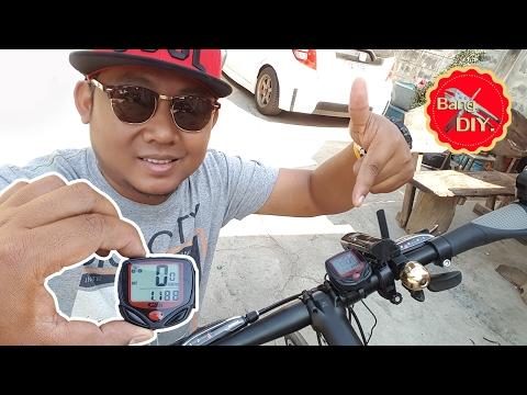 ติดตั้งไมล์จักรยาน วัดความเร็ว ด้วยตัวเอง | Diy ทำเองง่ายๆ By ช่างแบงค์ LearnWithMe