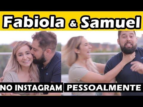 CRISE NO CASAMENTO | FABIOLA MELO e SAMUEL