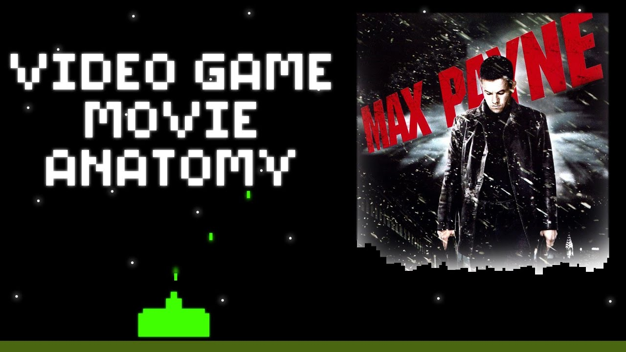 Max Payne Review Video Game Movie Anatomy Youtube