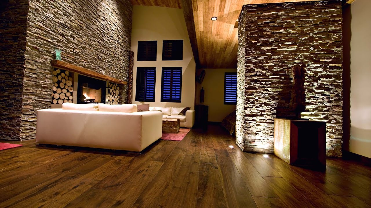 Stone Wall Design Ideas Incredible Interior