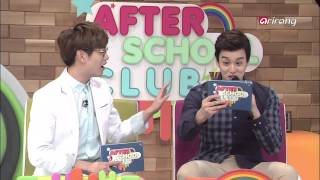 After School Club - Ep73C01 U-KISS(유키스) - Mono Scandal(끼부리지마)ユーキッス