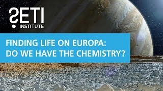 Finding Life on Europa: Do we have the chemistry?