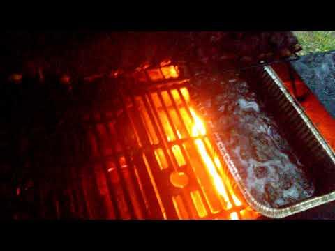 Smoking Ribs In Spite of Poseidon's Wrath- pt VII