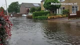 Wateroverlast in Alteveer