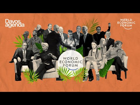 What is the Great Reset?   Davos Agenda 2021