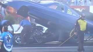 Funny Car Qualifying - Englishtown NHRA Drag Racing