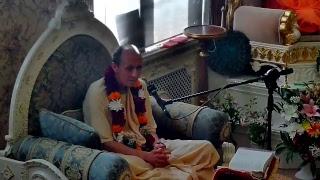 Шримад Бхагаватам, 4.26.18 - Е.С. Бхакти Ананта Кришна Госвами (Омск 18-07-26)