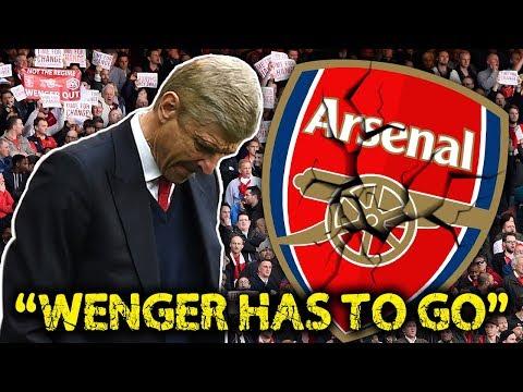 Arsenal NEED To Sack Arsene Wenger Because... | Sunday Vibes