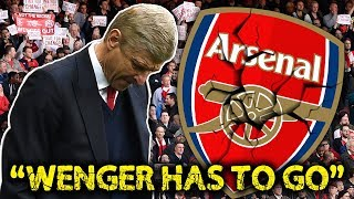 Arsenal NEED To Sack Arsene Wenger Because... | Sunday Vibes