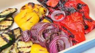 Grilled Veggies - Quick & Easy Sides