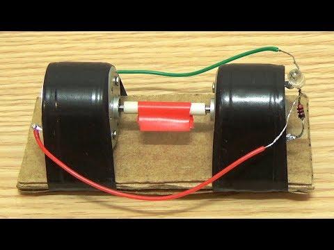 мнению бестопливный генератор из детских электромоторчиков Логан второе поколение