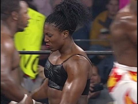 720pHD: WCW Nitro 121399  Midnight & Harlem Heat vs. Asya, Dean Malenko & Perry Saturn