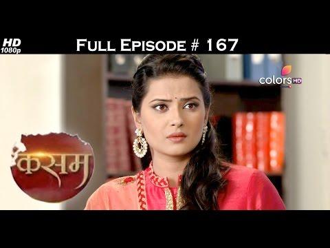 Kasam - 24th October 2016 - कसम - Full Episode (HD)