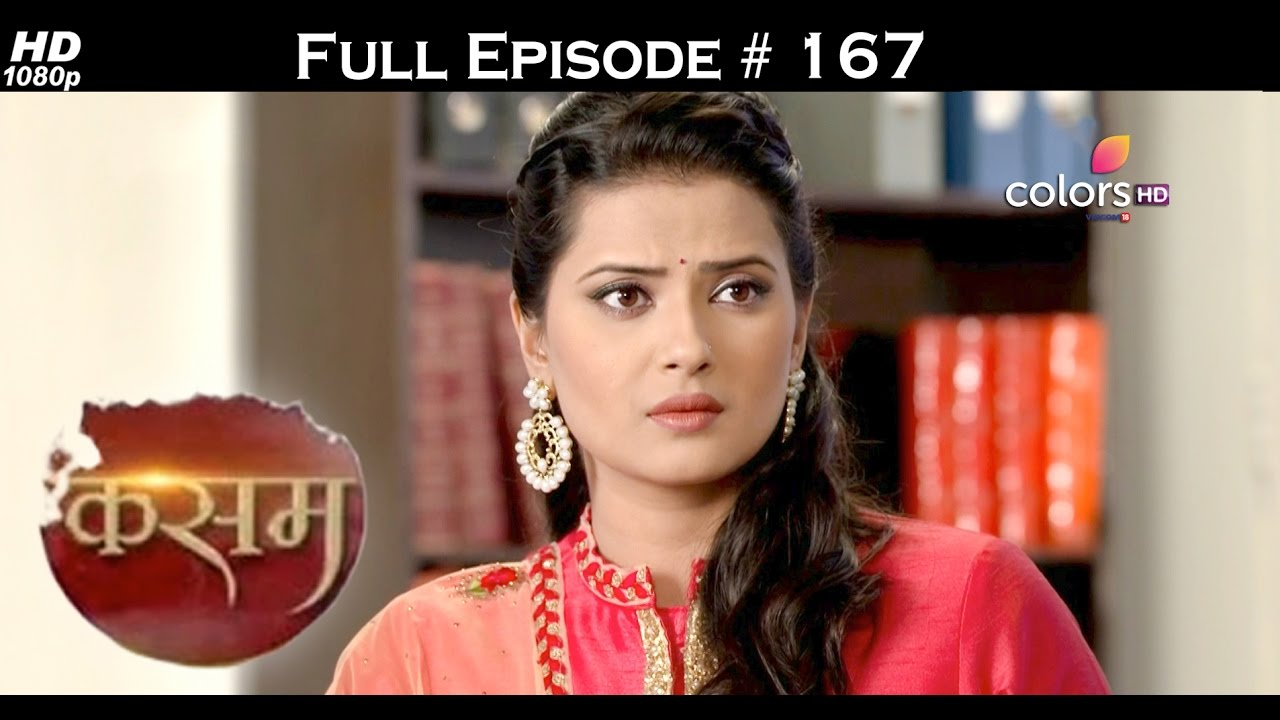 Kasam - 24th October 2016 - कसम - Full Episode (HD)