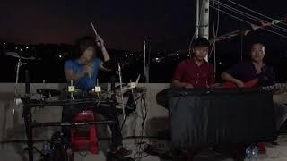 """Happy new year (2) """"drum thiêntài""""phiên bản hoàn hảo"""