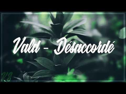 Vald - Désaccordé (Karaoke Instrumental)