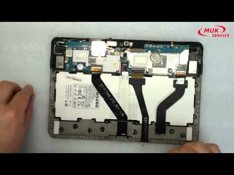 Планшет Samsung Galaxy Tab 10.1 P7500. Замена разъема