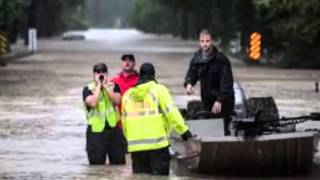 Flood disaster in South Carolina