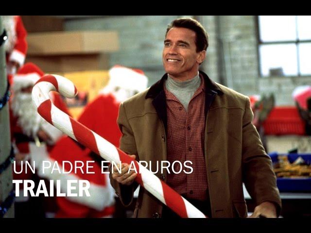 Un padre en apuros (Jingle all the way, 1996) - Trailer en español