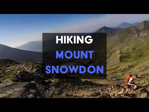 Hiking Snowdon | Rhyd-Ddu Path | 24th August 2015