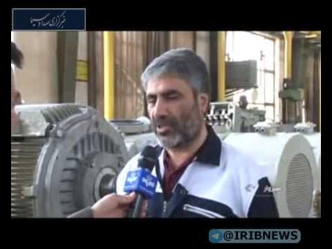 Iran JEMCO made Explosion-proof Electro-Motor الكتروموتور ضدانفجار ساخت جمكو ايران