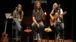 """Mar abierto/Sirena-Edel Juárez, Adrián Gil """"El Tigre"""" y Rodrigo Rojas"""