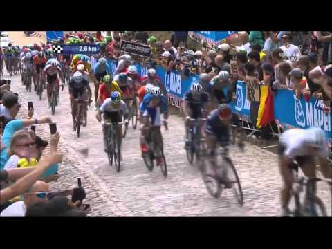 Cycling World Road Championships - Richmond 2015 - final 5 km - SPORZA