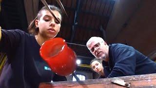 Meet Women Blowing Up The Venetian Glassmaking Industry