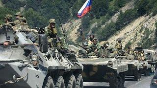 ГРУЗИНСКАЯ АГРЕССИЯ (Как это было на самом деле) Пятидневная Война  Грузия vs Россия