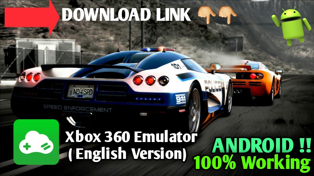 Xbox 360 Emulator For! Android [English Version]