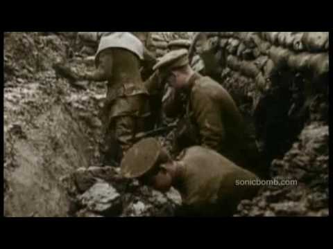 WW1 Combat in Colour 1914-1918