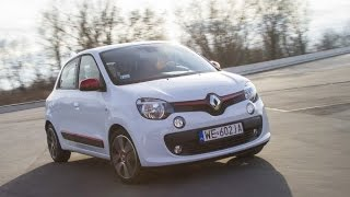 видео Renault Twingo Energy TCe 90