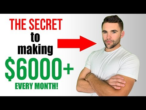 The Secret To Making $6,000 Every Month - ClickFunnels Affiliate Bootcamp (2019 Review)