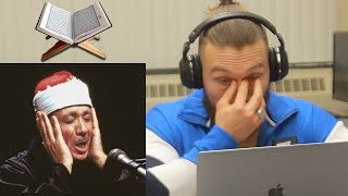 Non-Muslim Reacts To Best Quran Recitation By Sheikh Abdul Basit